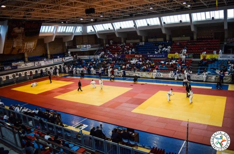 Cupa României la judo – ediția 2017 se desfășoară la Oradea