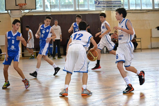 Turneul 1 din faza semifinală a CN U14 masculin va avea loc la Oradea