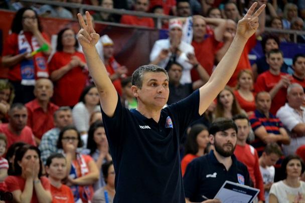 Cristian Achim participă la Clinicul Internațional de Antrenori de la București
