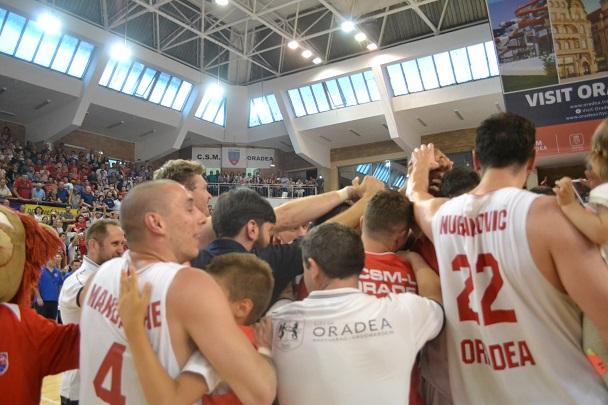 Cel mai mare număr de victorii într-un sezon pentru CSM Oradea