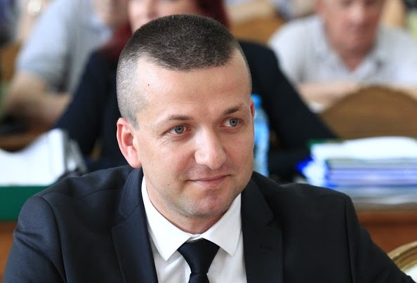 Florin Birta și-a încheiat mandatul de președinte al CSM Oradea
