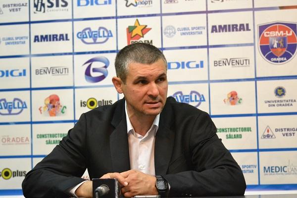 Declarații Cristian Achim după victoria din Slovacia