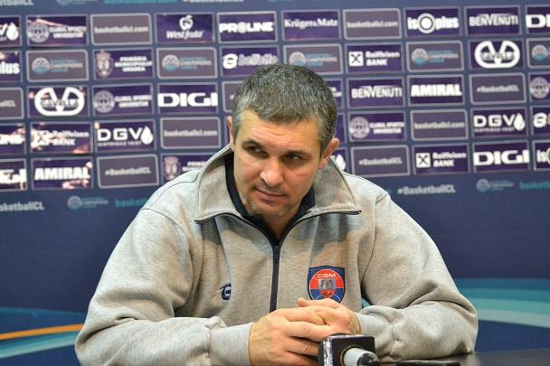 Declarații Cristian Achim după meciul cu SCM Universitatea Craiova