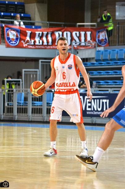 Contribuție consistentă din partea lui Cătălin Petrișor în victoria cu Baia Mare