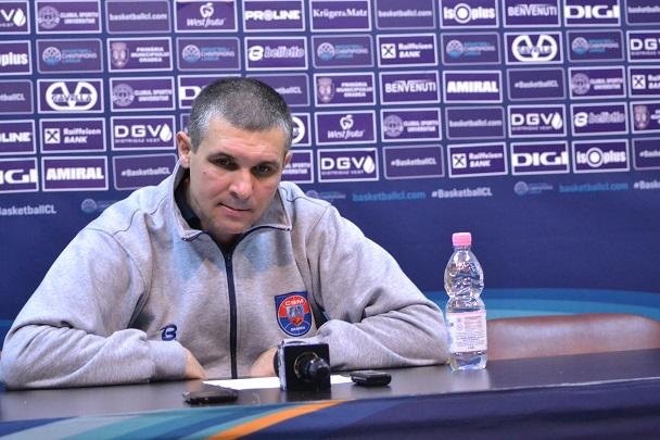 Declarații Cristian Achim după meciul cu BC SCM Timișoara