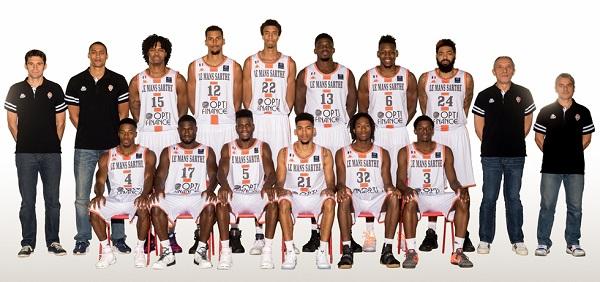 Adversari #BasketballCL – Prezentare Le Mans Sarthe Basket