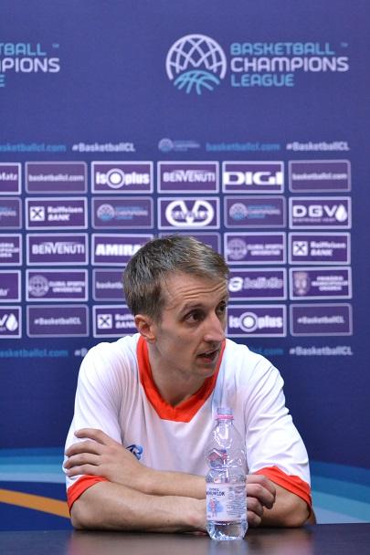 Declarații Branko Mirkovic la conferința de presă de marți (01.11), după victoria cu Saratov