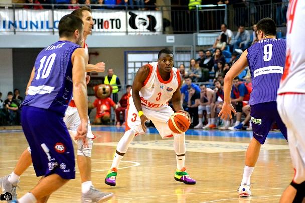 Revenire cu coș decisiv în Arena Antonio Alexe pentru Martin Zeno