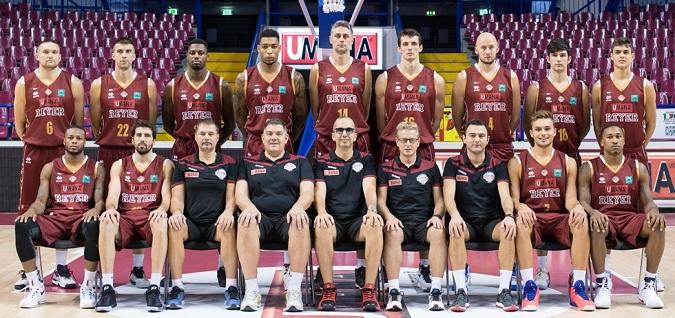 BasketballCl – Adversari: Prezentare Umana Reyer Venezia