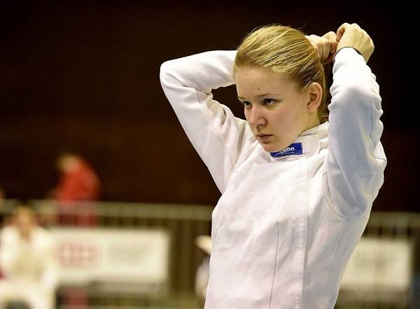 Bianca Benea s-a clasat pe locul 30 în proba individuală de spadă la Campionatul European de tineret (U23)