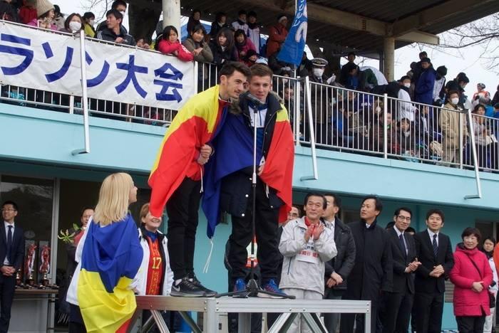 Vasile Conț a câștigat cursa de 10.000 metri de la Matsudo, Japonia