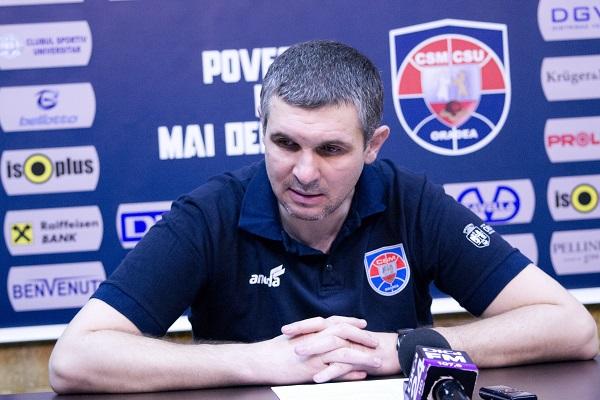 Declarații Cristian Achim după meciul de la Cluj-Napoca