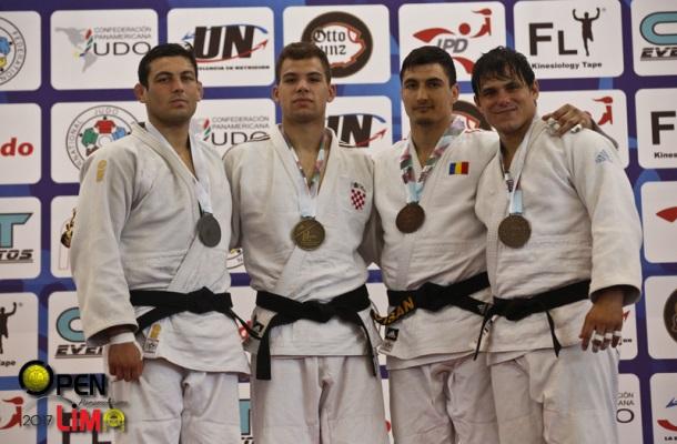 O nouă clasare pe podium în America de Sud pentru Vlad Vișan