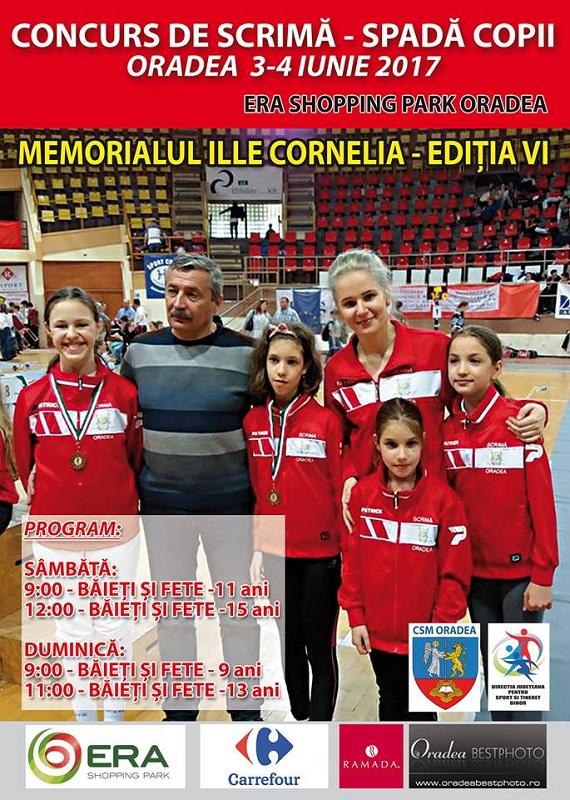 Memorialul Ille Cornelia – ediția a 6-a