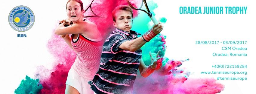 Oradea Junior Trophy – Turneu internațional de tenis organizat de CSM Oradea