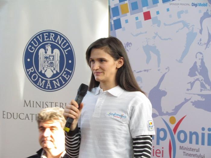 Ligia Bara, locul 4 la Campionatul Balcanic de la Istanbul