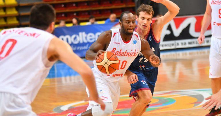 Marcus Ginyard este noul jucător al CSM CSU Oradea