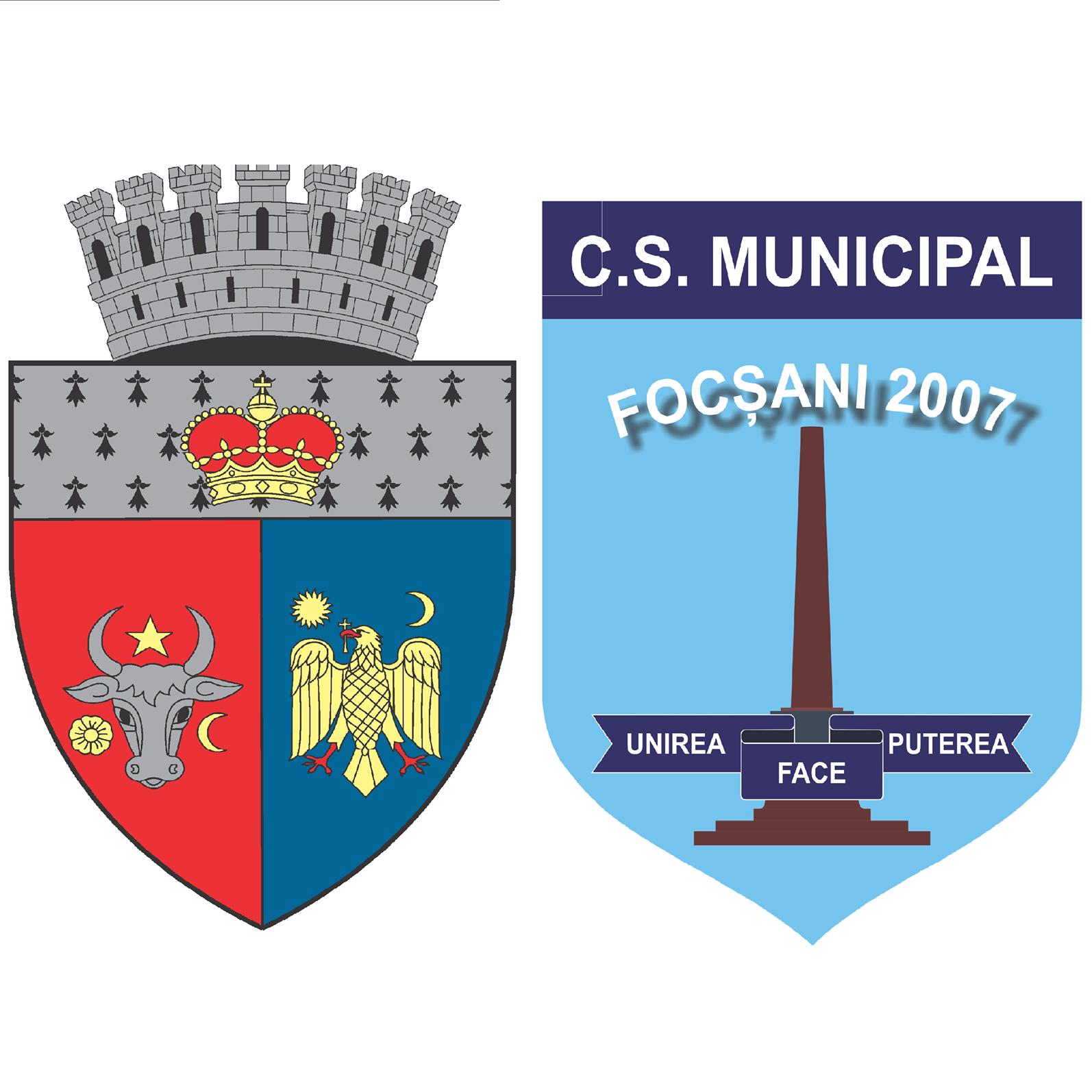 CSM Focșani 2007